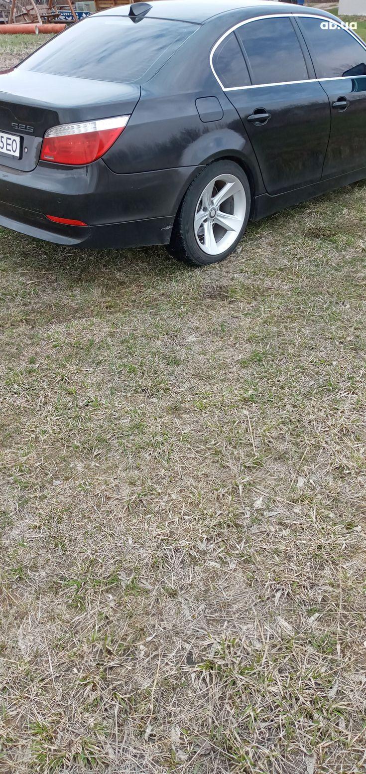 BMW 5 серия 2007 - фото 7