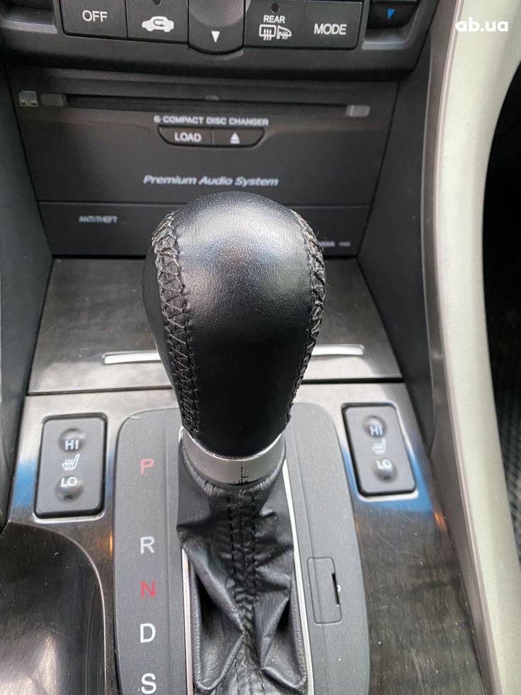 Honda Accord 2008 черный - фото 14
