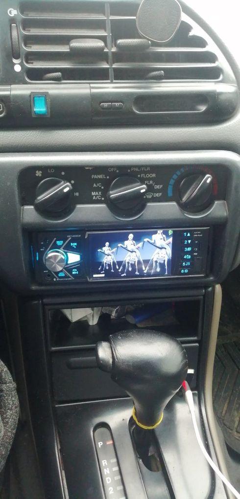 Ford Contour 1996 коричневый - фото 2