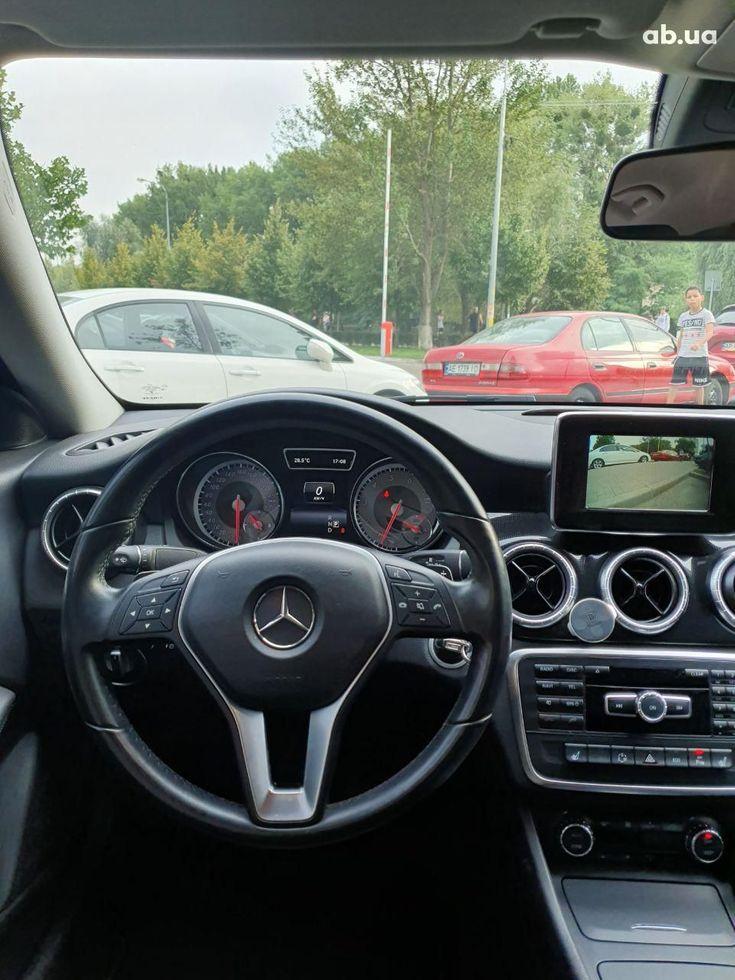 Mercedes-Benz CLA-Класс 2014 белый - фото 9