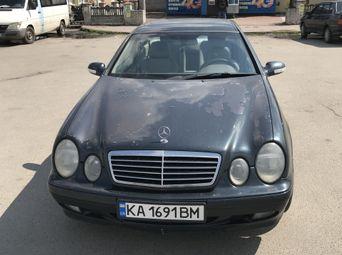 Продажа б/у Mercedes-Benz CLK-Класс - купить на Автобазаре