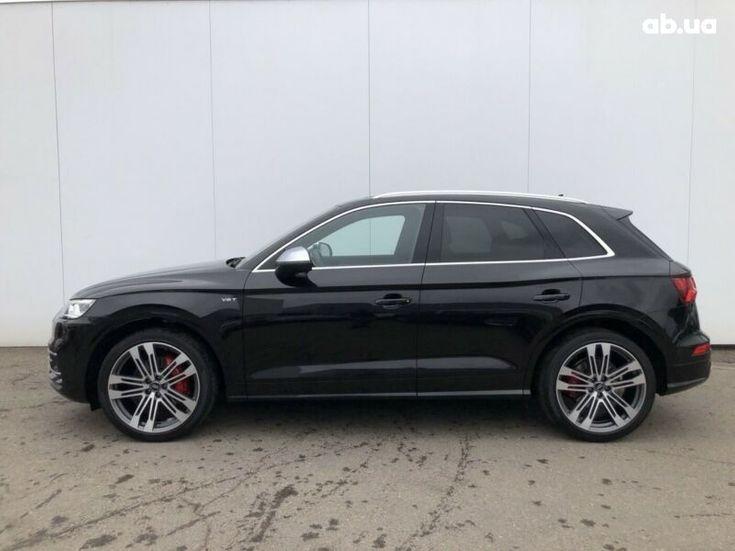 Audi SQ5 2018 черный - фото 3