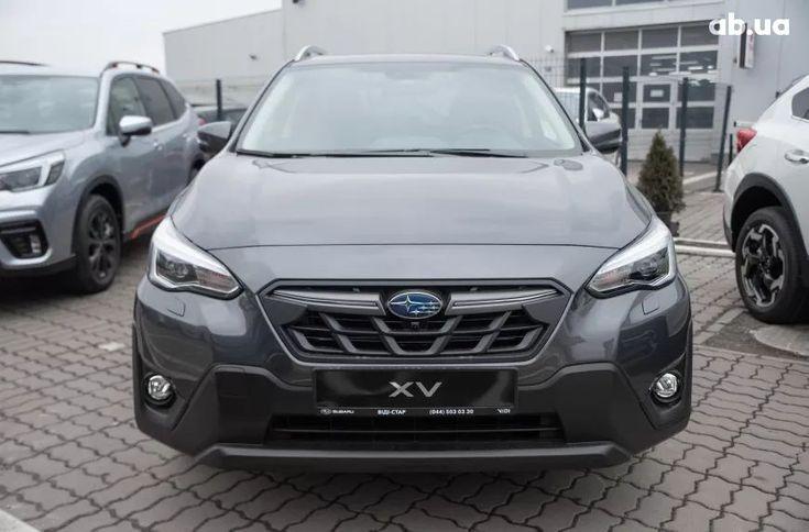 Subaru XV 2020 серый - фото 2