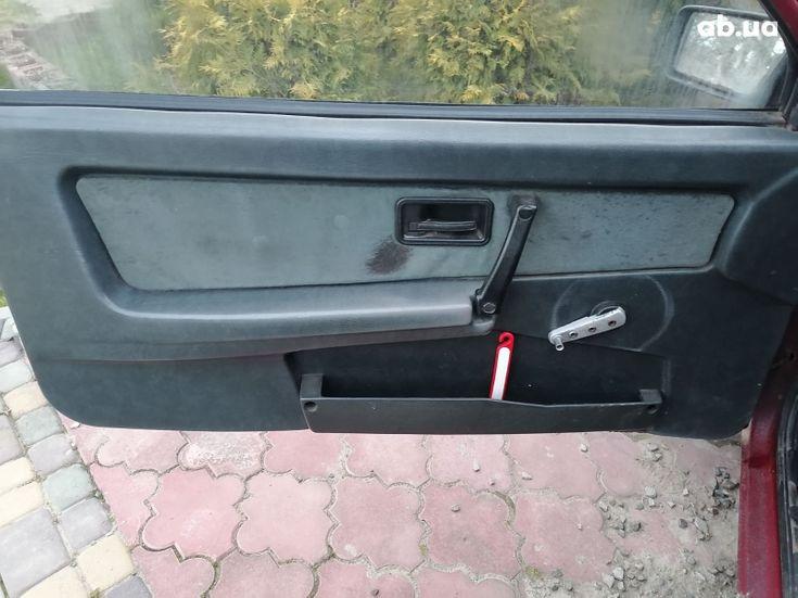 ВАЗ 2108 1993 красный - фото 4