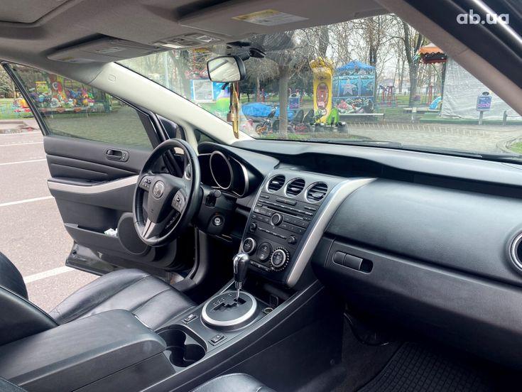Mazda CX-7 2010 черный - фото 2