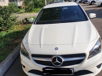 Продажа б/у седан Mercedes-Benz CLA-Класс 2015 года - купить на Автобазаре