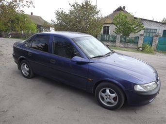 Продажа б/у седан Opel Vectra 1996 года - купить на Автобазаре