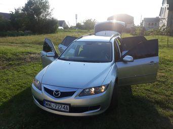 Продажа б/у Mazda 6 Механика - купить на Автобазаре