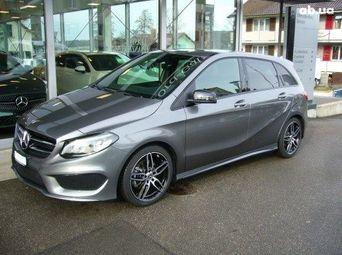 Продажа б/у Mercedes-Benz B-Класс - купить на Автобазаре