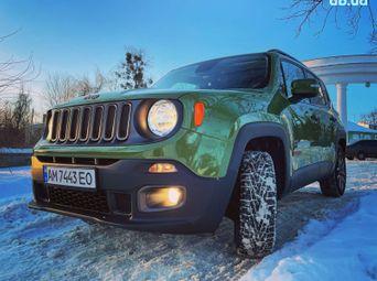 Продажа б/у Jeep Renegade - купить на Автобазаре