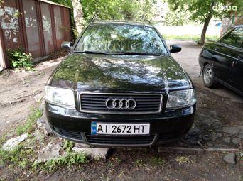 Продажа Audi б/у 2002 года в Киеве - купить на Автобазаре