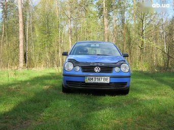 Продажа б/у хетчбэк Volkswagen Polo 2004 года - купить на Автобазаре
