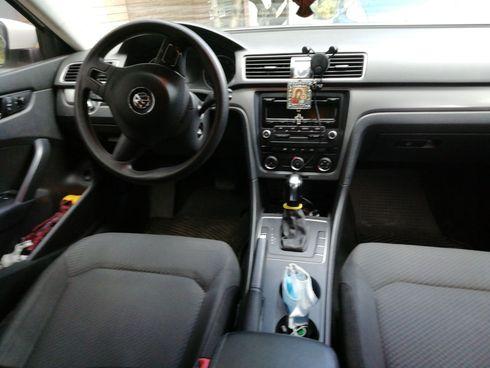 Volkswagen Passat 2014 белый - фото 5