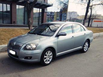 Продажа б/у седан Toyota Avensis - купить на Автобазаре