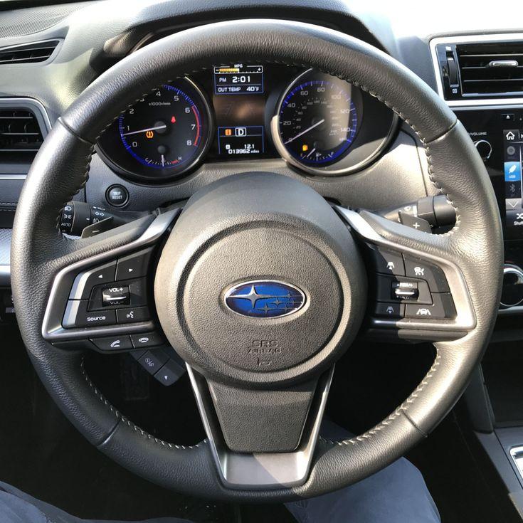 Subaru Legacy 2019 серебристый - фото 4