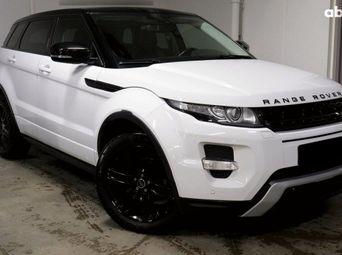 Продажа б/у Land Rover Range Rover Evoque 2012 года - купить на Автобазаре