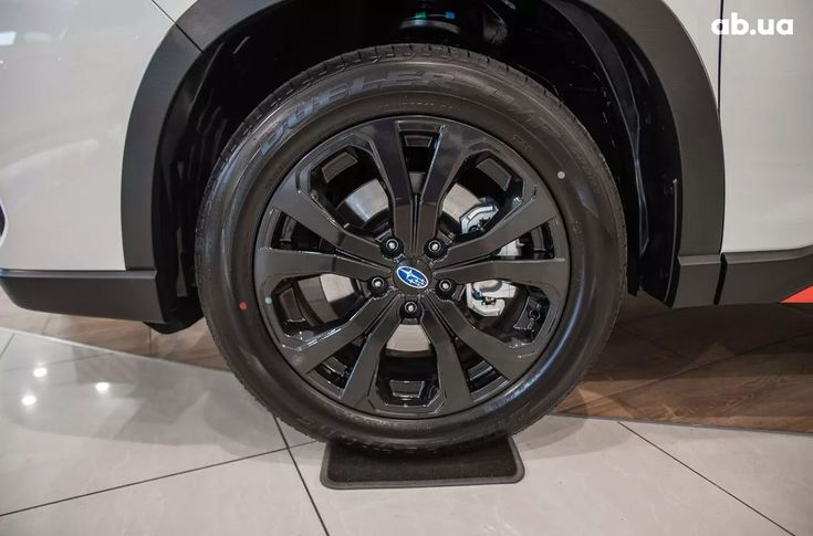 Subaru Forester 2020 белый - фото 18