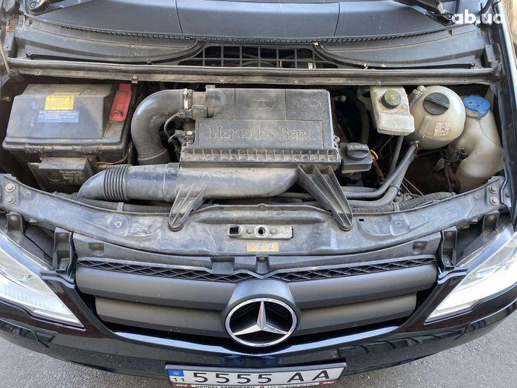 Mercedes-Benz Vito 2013 черный - фото 17