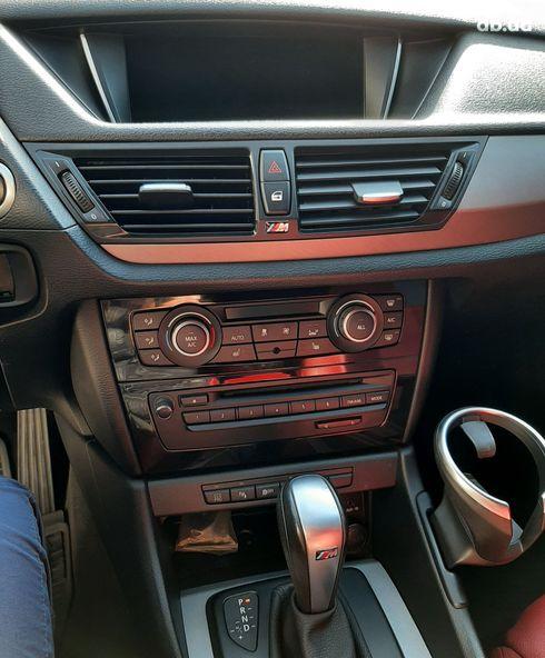 BMW X1 2013 белый - фото 18