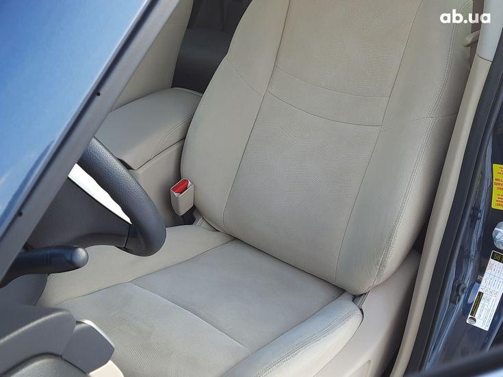 Nissan Rogue 2016 синий - фото 12