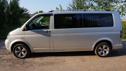 Volkswagen Transporter 2007 серый - фото 2