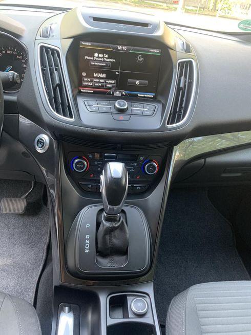 Ford C-Max 2015 серый - фото 12