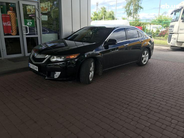Acura TSX 2010 черный - фото 7