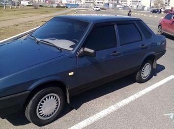 Продажа б/у ВАЗ 21099 2007 года - купить на Автобазаре