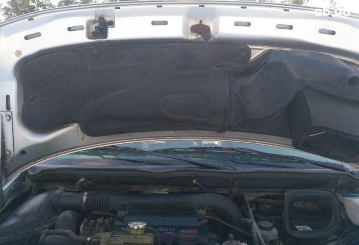 Mercedes-Benz Vito 2003 серый - фото 6