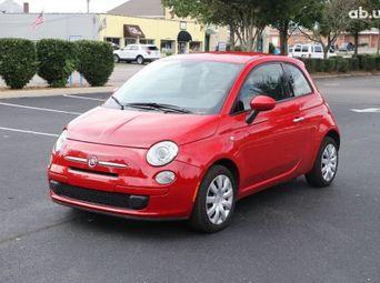 Продажа б/у Fiat 500 2015 года - купить на Автобазаре
