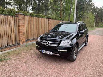 Продажа б/у Mercedes-Benz GL-Класс 2011 года - купить на Автобазаре