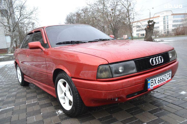 Audi 80 1987 - фото 1