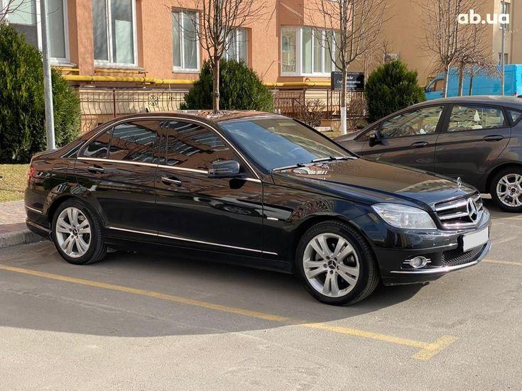 Mercedes-Benz C-Класс 2008 черный - фото 3