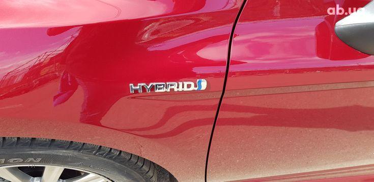 Toyota Camry 2020 красный - фото 17