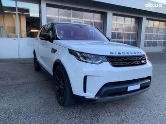 Продажа б/у внедорожник Land Rover Discovery 2017 года в Киеве - купить на Автобазаре