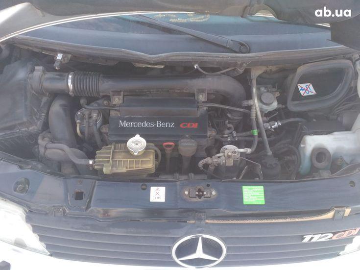 Mercedes-Benz Vito 2003 серый - фото 10