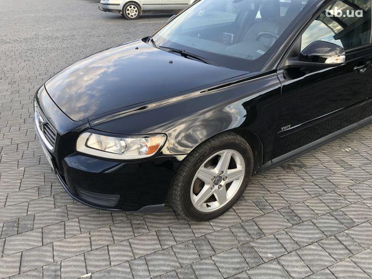 Volvo V50 2009 черный - фото 2