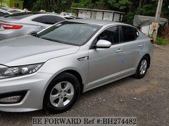 Продажа б/у Kia Optima 2012 года в Киеве - купить на Автобазаре