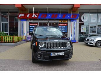 Продажа б/у Jeep Renegade 2017 года - купить на Автобазаре