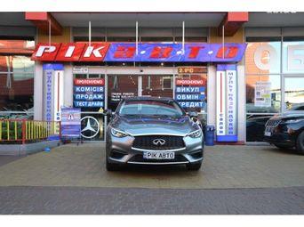 Автомобиль бензин Инфинити QX30 б/у - купить на Автобазаре