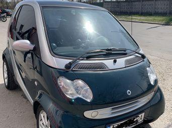 Автомобиль бензин Смарт Fortwo б/у - купить на Автобазаре