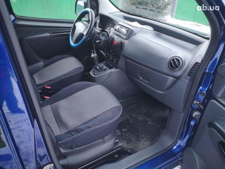 Peugeot Bipper Tepee 2008 синий - фото 15