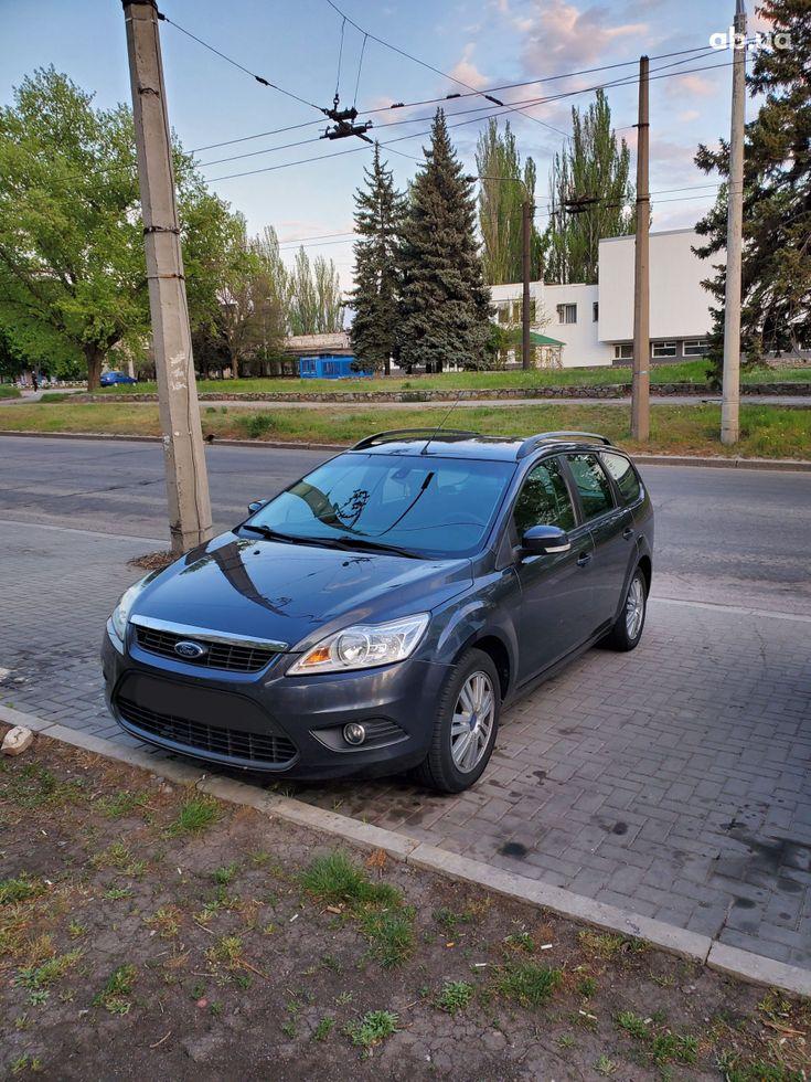 Ford Focus 2008 серый - фото 2