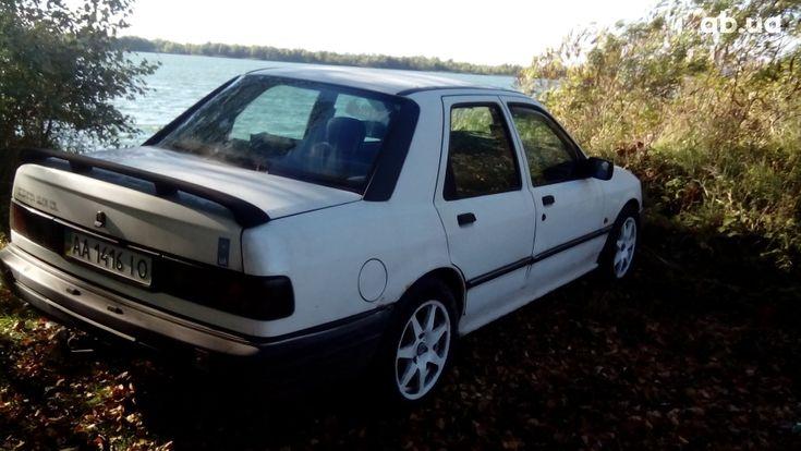 Ford Sierra 1990 белый - фото 10
