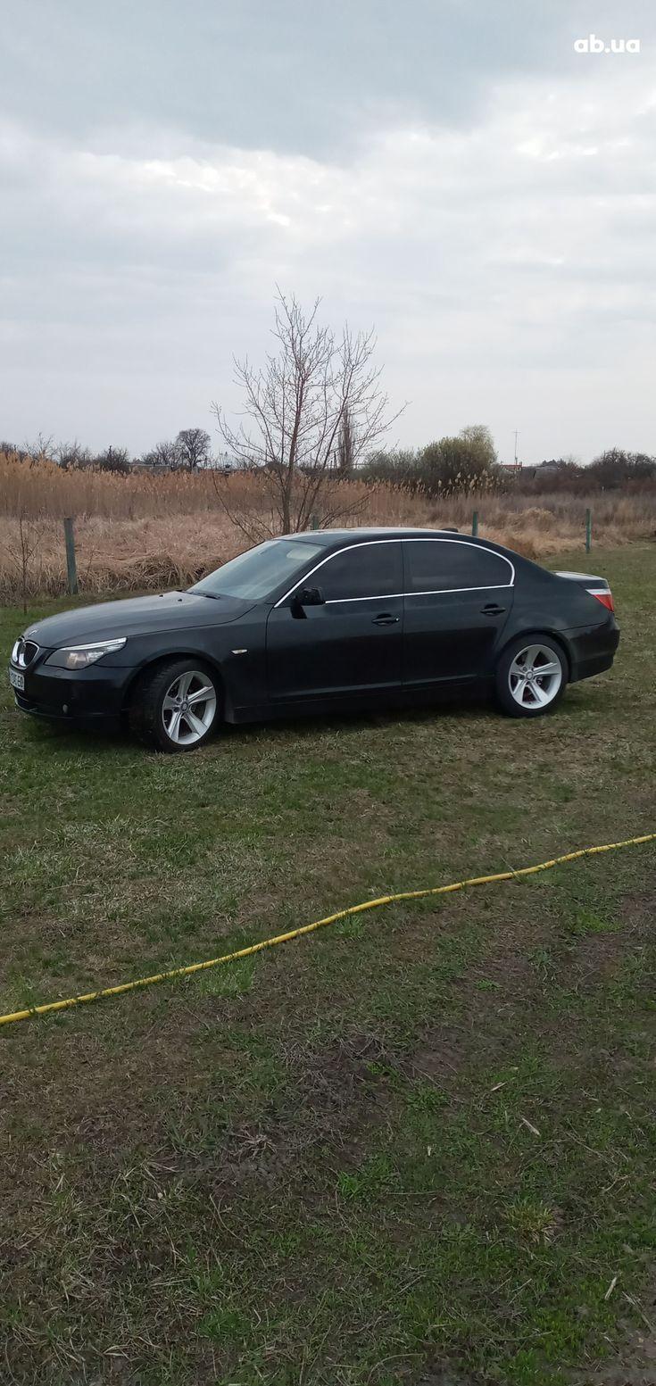 BMW 5 серия 2007 - фото 5