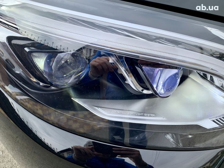 Mercedes-Benz GLE-Класс 2018 черный - фото 8
