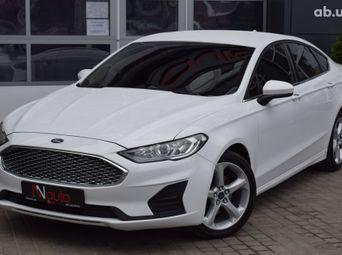 Продажа б/у Ford Fusion - купить на Автобазаре