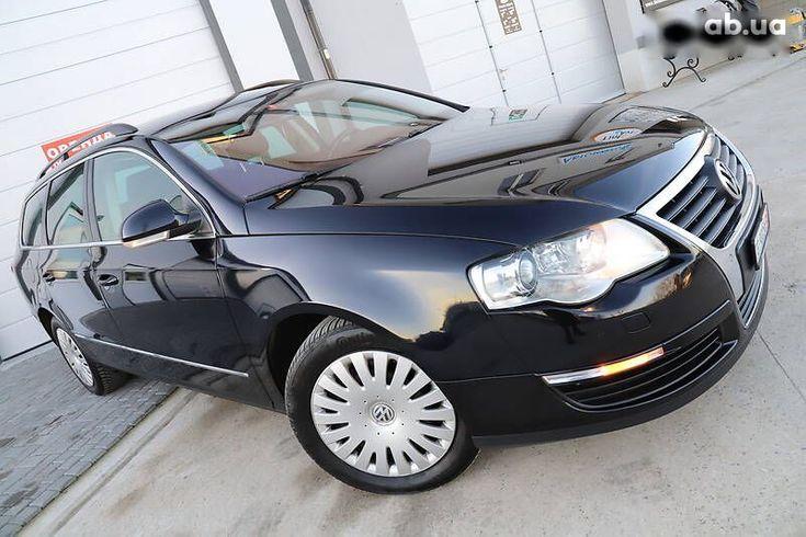 Volkswagen passat b6 2008 черный - фото 19