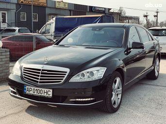 Купить Mercedes-Benz S-Класс бензин бу - купить на Автобазаре