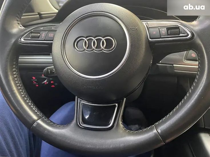 Audi A6 2015 коричневый - фото 10
